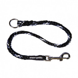 Ezydog Cujo Dog Leash Extension 60cm Black | Tuggl